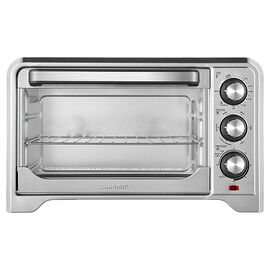Chefman 6 Slice Convection Oven - Stainless Steel - RJ25-6-SS