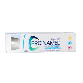 Sensodyne ProNamel Gentle Whitening Daily Anti-Cavity Toothpaste - 75ml