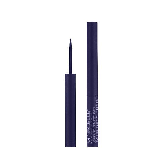 Marcelle Waterproof Liquid Dip-Pen Eyeliner - Purple