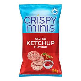Quaker Crispy Minis - Ketchup - 100g