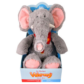 Magic Bag Warmy Edgar the Elephant