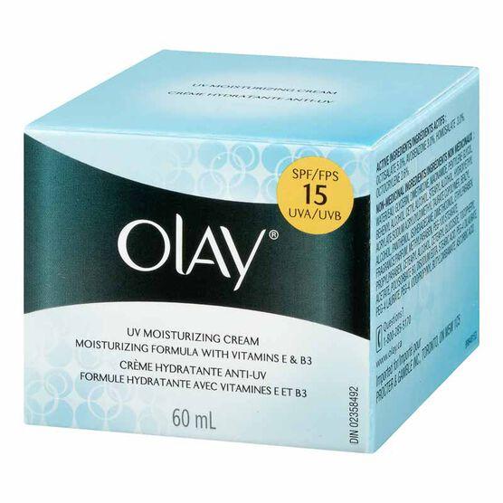 Olay UV Moisturizing Cream - 60ml