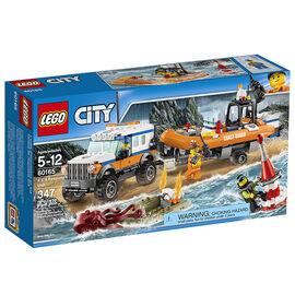 LEGO City - 4x4 Response Unit