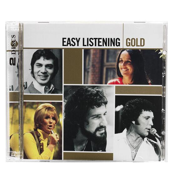 Various Artists - Easy Listening Gold - 2 Disc Set