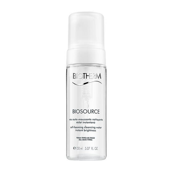 Biotherm Biosource Self Foaming Cleansing Water - 150ml