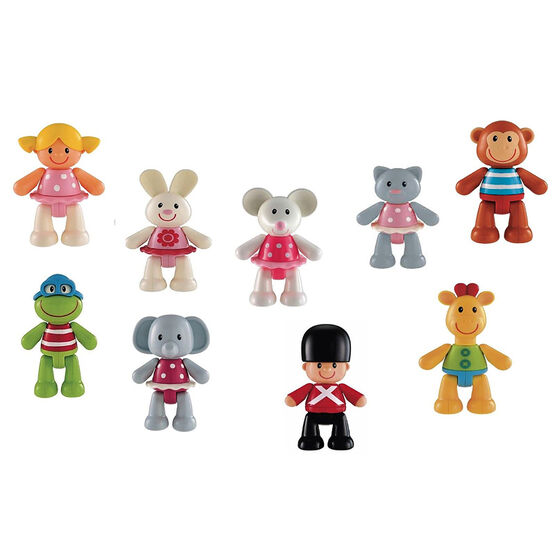 Toy Box ELC Click Toy - Assorted