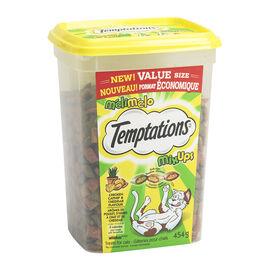 Whiskas Temptations Catnip Mixups - Catnip & Cheddar - 454g