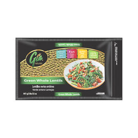 Gia Naturals - Green Whole Lentils - 907g