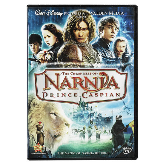 Chronicles Of Narnia: Prince Caspian - DVD