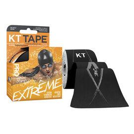 KT Tape Elastic Sports Tape ProExtreme - Black - 20's