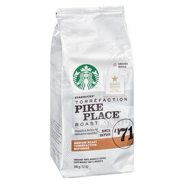 Starbucks Coffee - Pike Place - Ground - 340g
