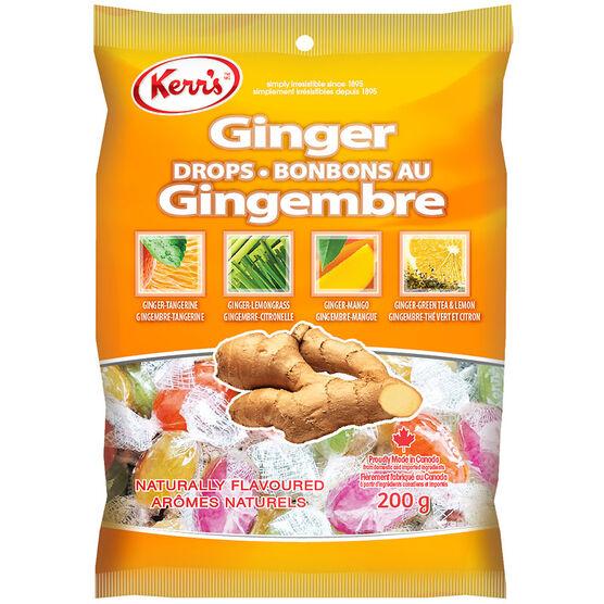 Kerr's Ginger Drops - 200g