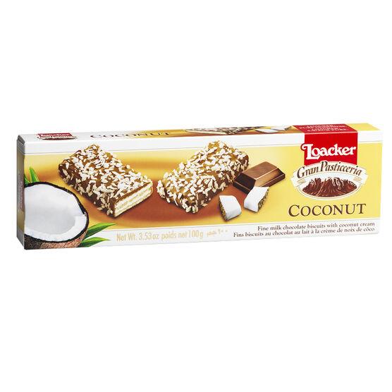 Loacker Gran Pasticceria - Coconut - 100g