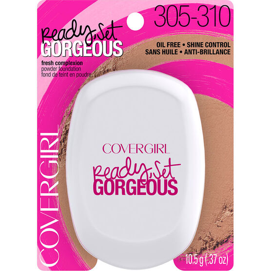 CoverGirl Ready Set Gorgeous Pressed Powder Foundation