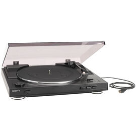 Sony Turntable with USB Output - PSLX300USB