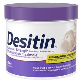 Destin Maximum Strength Zinc Oxide Paste - 454g