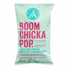 Angie's BOOMCHICKAPOP Popcorn - Lightly Sweet - 142g