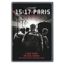 15:17 To Paris - DVD
