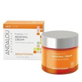 Andalou Naturals Probiotic + C Renewal Cream - 50ml
