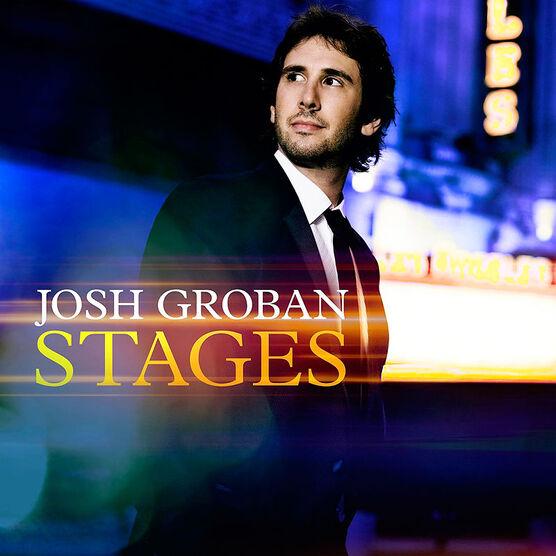 Josh Groban - Stages - CD