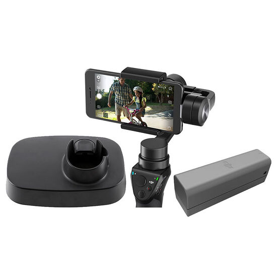 DJI Osmo Mobile with Battery and Base - PKG #44557