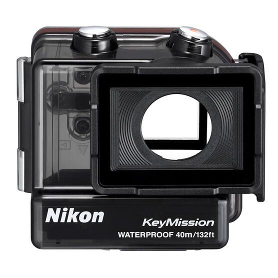 Nikon KeyMission WP-AA1 Waterproof Case - Black