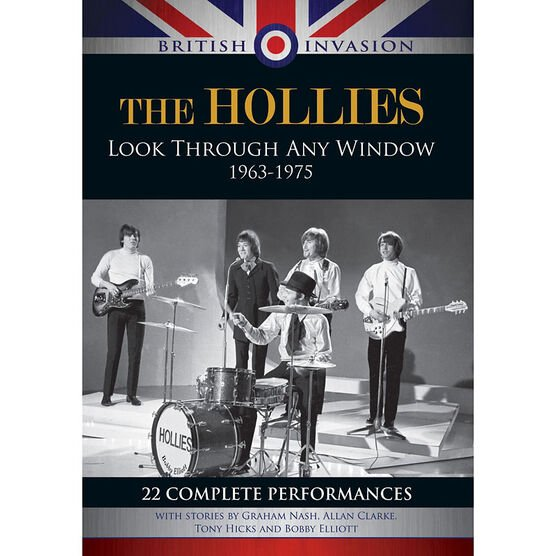 The Hollies: Look Through Any Windows 1963-1975 - DVD