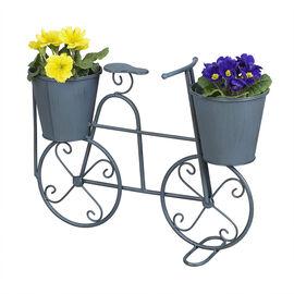 Hand Craft Metal Planter - Bike