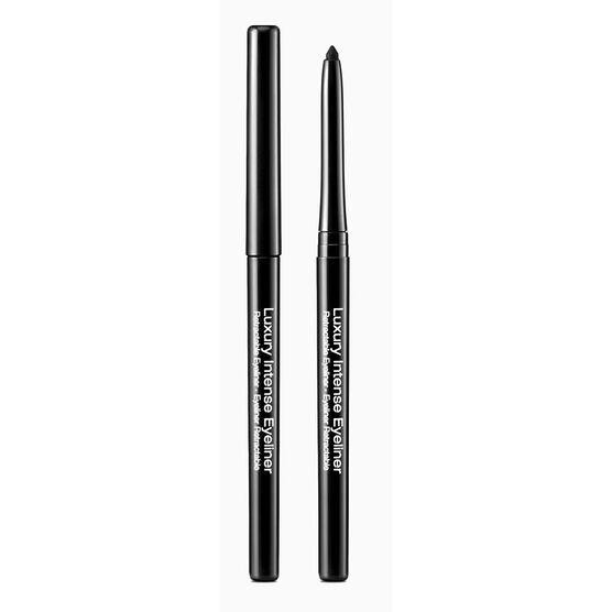 Kiss Pro Luxury Intense Eyeliner - Blackest Black