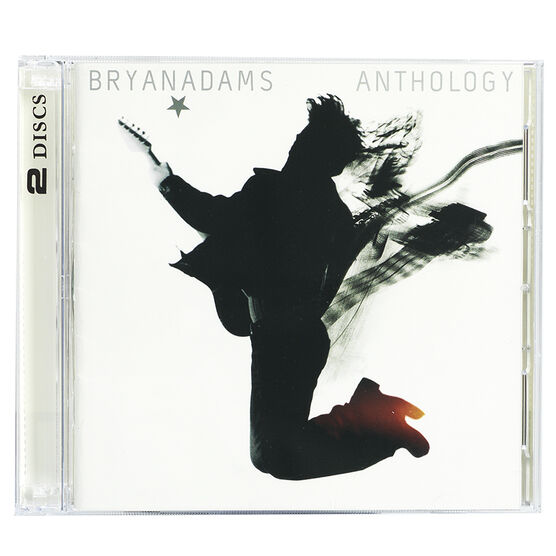 Bryan Adams - Anthology - 2 Disc Set