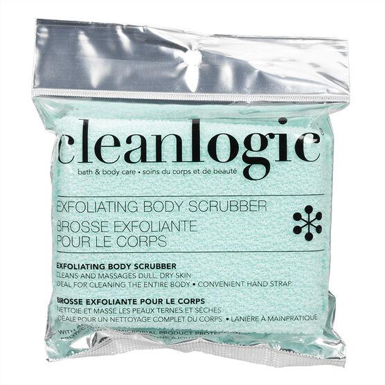 Cleanlogic Bath & Body Care Exfoliating Body Scrubber - Assorted