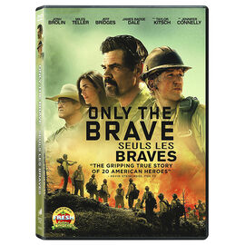 Only The Brave - DVD