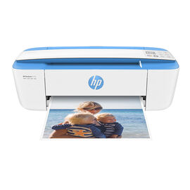 HP DeskJet 3755 Wireless All-in-One Printer - White/Blue - J9V90A#B1H