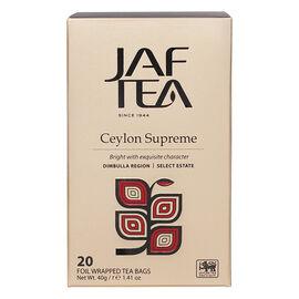 Jaf Tea - Ceylon Supreme - 20 Bags