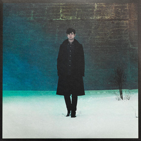 James Blake - Overgrown - Vinyl