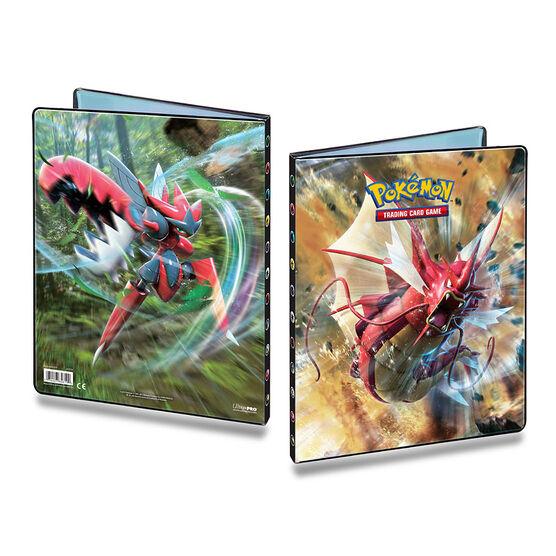 Pokémon XY9 9-Pocket Portfolio - Assorted