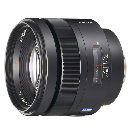 Sony Carl Zeiss Planar T* 85mm f/1.4 ZA Telephoto Lens - SAL85F14Z