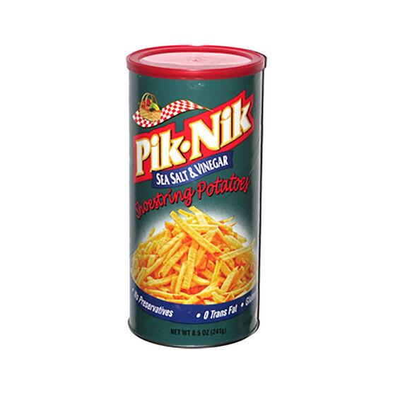Pik Nik Potato Sticks- Sea Salt & Vinegar - 241g