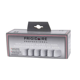 Frigidaire Professional Coffee Maker Replacement Charcoal Filters - 6 pack
