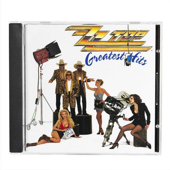 ZZ Top - Greatest Hits - CD