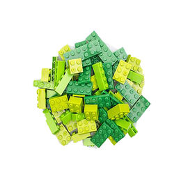 Block Tech Set  - 65 - 91 pieces - Assorted