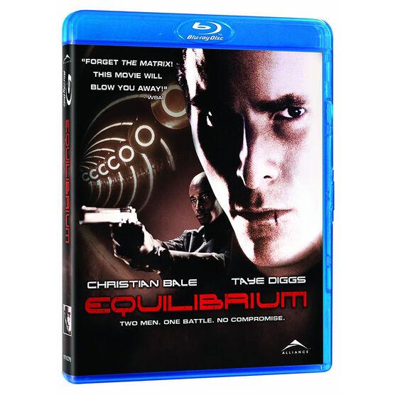 Equilibrium - Blu-ray