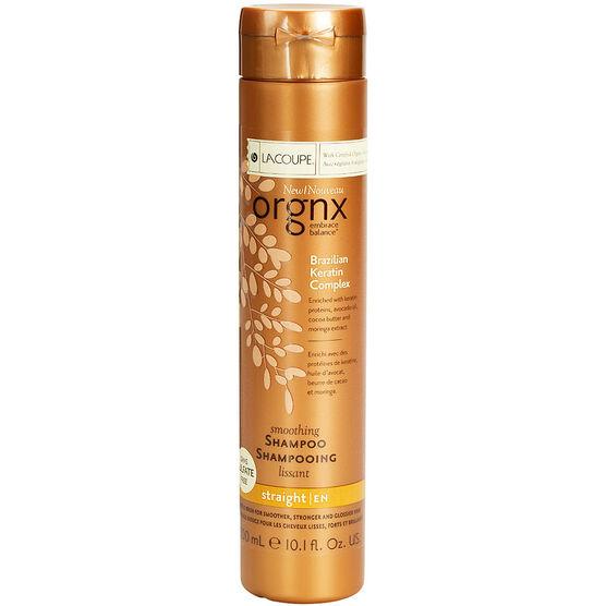 Orgnx Brazilian Keratin Complex Smoothing Shampoo - Straight - 300ml