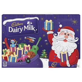 Cadbury Dairy Milk Advent Calendar - 200g