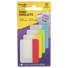 3M Post-It Tabs - 30 Tabs