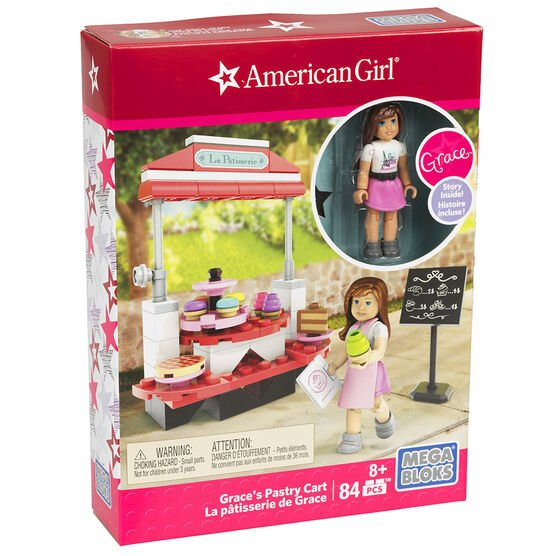 Mega Bloks American Girl Small Play Set - Assorted