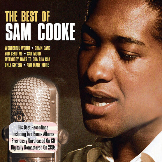 Sam Cooke - The Best of Sam Cooke - 2 CD