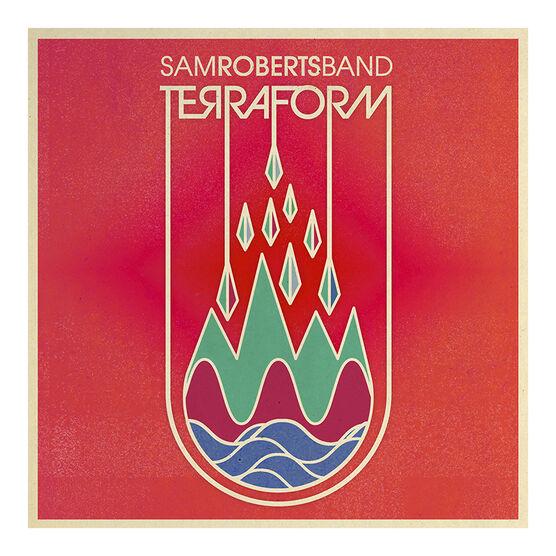 Sam Roberts Band - Terraform - Vinyl