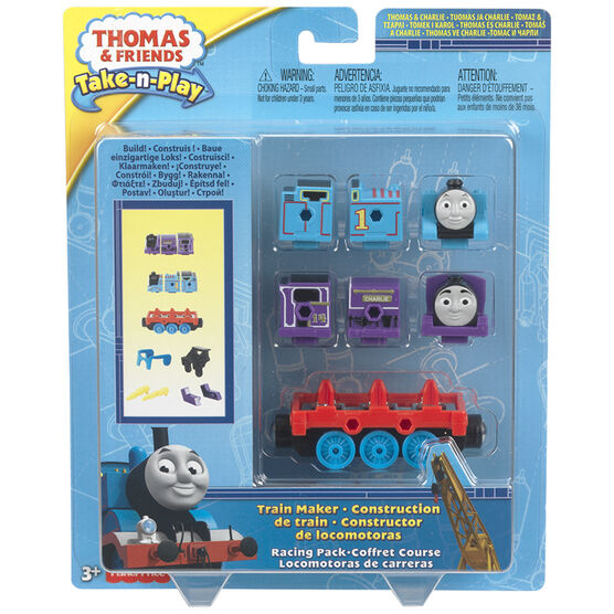 Fisher Price Thomas Train Maker Packs - Assorted