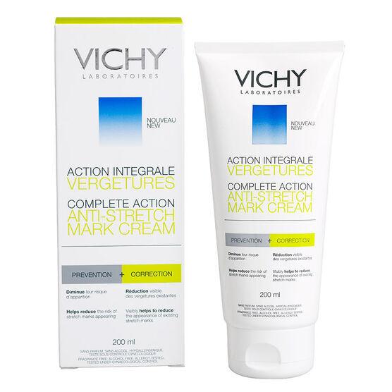 Vichy Complete Action Anti-Stretch Mark Cream - 200ml